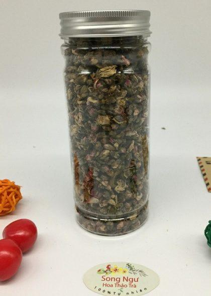 trà hoa đào lọ 350ml- 40g