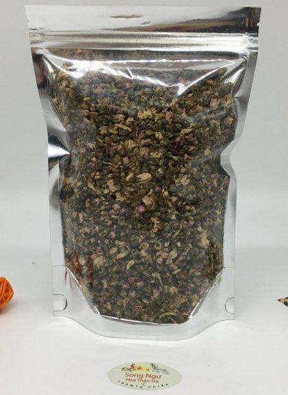 trà hoa đào túi zip 100g