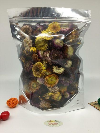 trà hoa cúc bất tử túi zip 100g