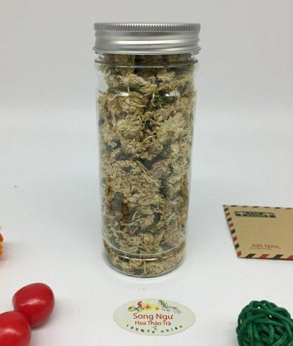 trà hoa cúc trắng túi lọ 350ml-30g