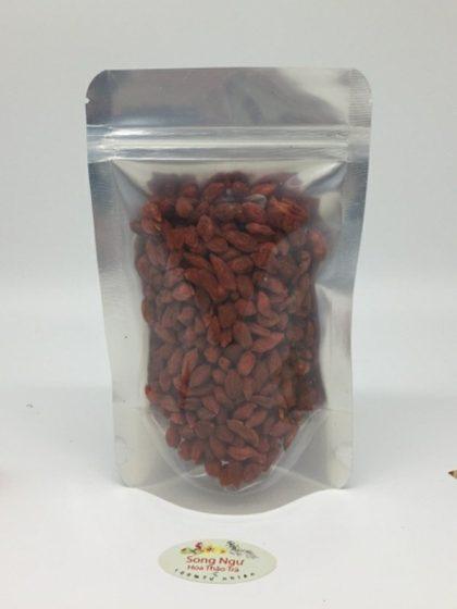trà kỷ tử đỏ túi zip 100g