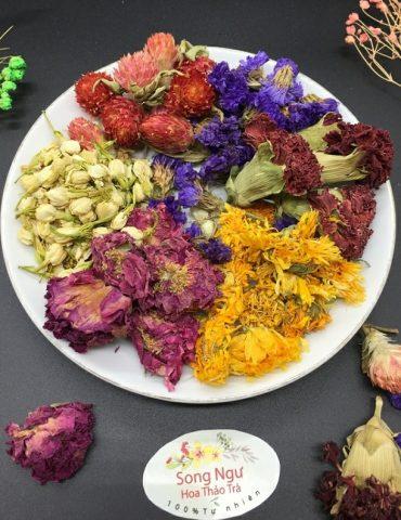 lục hoa trà