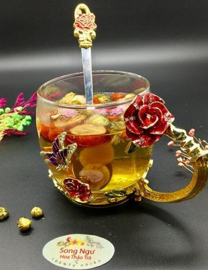 trà bổ khí huyết
