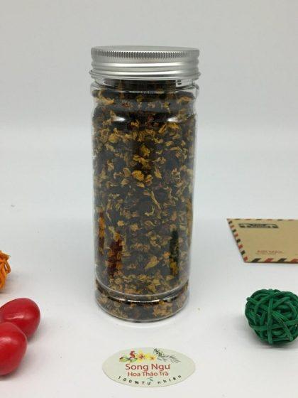 trà hoa cúc tuyết lọ 350ml-40g