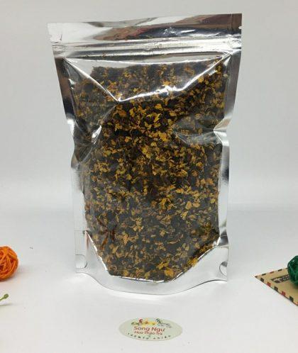 trà hoa cúc tuyết túi zip 100g