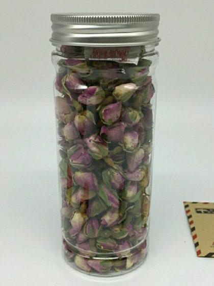 trà hoa hồng Pháp lọ 350ml-60g