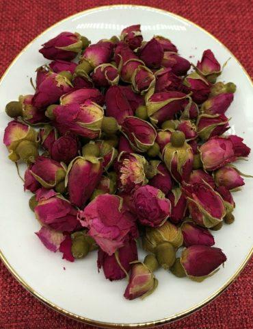 trà hoa hồng nụ