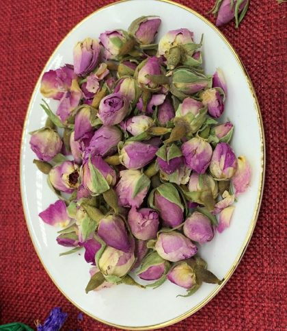 trà hoa hồng pháp