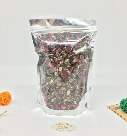 trà hoa hồng royal túi zip 100g