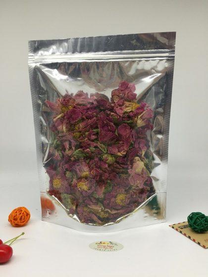 trà hoa mẫu đơn nguyên bông túi zip 100g